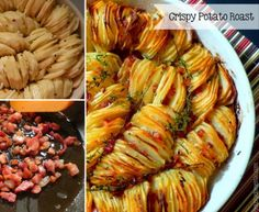 Crispy Potato Roast Recipe Perfect Every Time | The WHOot