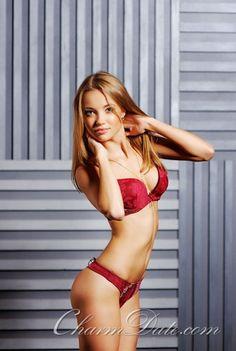 Russian bikini brides elina 24y