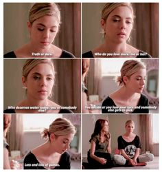 Pretty little liars - 'Songs of Innocence' Pretty Little Liars Hanna, Pretty Little Liars Quotes, Pretty Litte Liars, The Best Series Ever, Best Shows Ever, Songs Of Innocence, Misery Loves Company, Tv Series To Watch, Movies