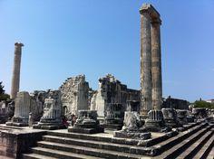 Apollon Tapınağı - Temple Of Apollon şu şehirde: Yenihisar, Aydın