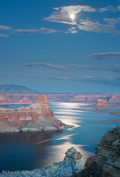 Impressive Photos of Natural Beauties - Lake Powell, Arizona, USA