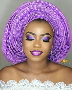 Mua @mo.bstouch #asoebi #asoebispecial #speciallovers #makeup #wedding