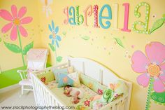 Would be great as a big girl room