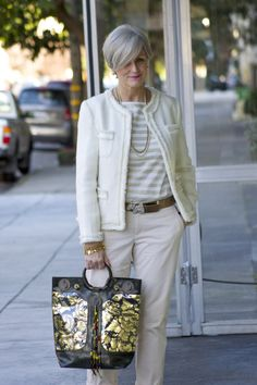 Style at a certain age - outfit post i always love to take...
