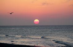 Easter Sunrise 2012:  St. George Island, FL