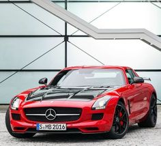 Mercedes Benz SLS AMG GT Final Edition Announced
