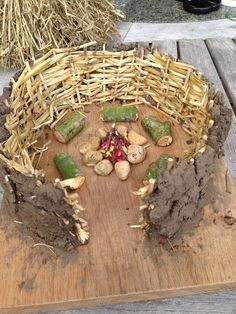 Halfway There Georgie S Celtic Roundhouse Projects