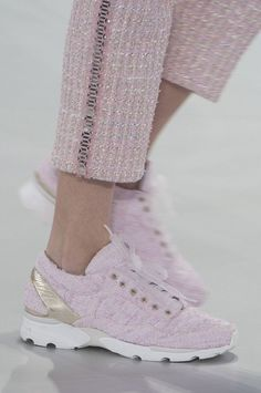 Chanel sneakers #love
