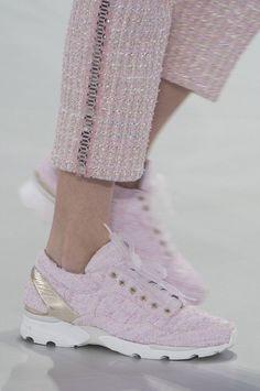 Chanel sneakers #love