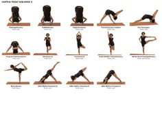 Yoga - Yoga Classes in Hampstead - Hattha Sequence 4