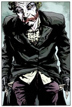 Joker (Oct. 2008) - Lee Bermejo