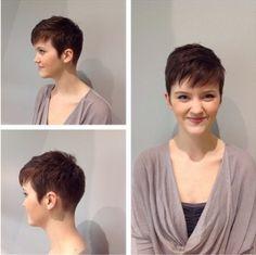 Cute, Easy Pixie Haircut