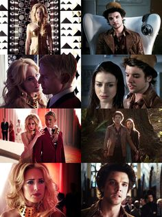 Alice: Duchess/Hatter parallels interesting