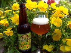 Get All Hopped Up: Ithaca Flower Power Beer | First Look