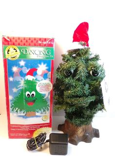 Gemmy Animated Dancing Douglas Fir Collectible Christmas Decorations     eBay