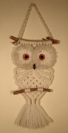 34 Things If You Grew Up in the 60s or 70s - There was a macramé owl hung on the…