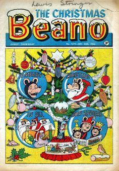 The Beano No.1275 - 24th December 1966