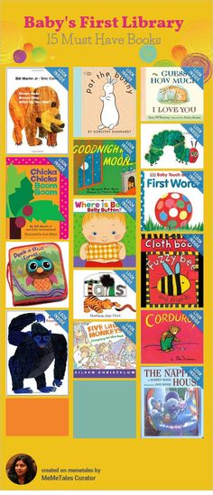We LOVE these books even after a good 4 years! Perfect for any baby library