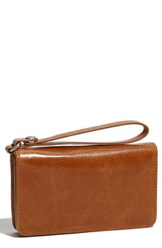 Hobo 'Ally' Phone Wristlet, Caramel, Was: $88.00, Now: $58.96, 33% OFF, Item #352508