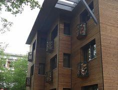 Immeuble bois à Bures-sur-Yvette