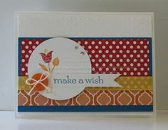 Pacific Point Paper~ Whisper White, Pacific Point, Quatrefancy Specialty Designer Series Paper,  Polka Dot Parade Designer Series Paper