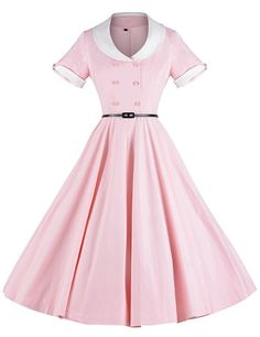GownTown 1950s Vintage Short Sleeve Rockabilly Swing Dress at Amazon Women's Clothing store: https://www.amazon.com/gp/product/B01N6EKVQZ/ref=as_li_qf_sp_asin_il_tl?ie=UTF8&tag=rockaclothsto-20&camp=1789&creative=9325&linkCode=as2&creativeASIN=B01N6EKVQZ&linkId=d95389243a490c00630b38a8d30239ce