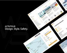 Adobe Dreamweaver, Mood Boards, Behance, Photoshop, Website