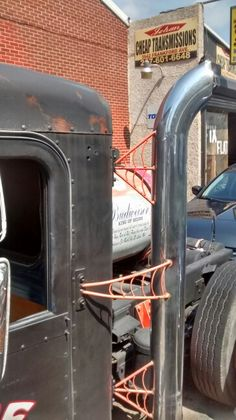 Rat Rod in Philly