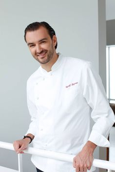 Cyril Lignac Cookery Books, Michelin Star, Pastry Chef, Chef Jackets, Chefs, Cooking, Foodies, Portraits, French