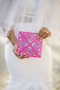 Mexican wedding invitation | by Petronella Photography | see more on: http://burnettsboards.com/2014/05/mexican-wedding-traditions/ #invitation by http://NaturalImpressionDesign #rose #roses