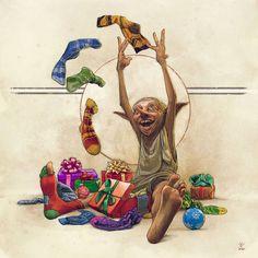 Dobby Harry Potter, Harry Potter Fan Art, Harry Potter Universal, Harry Potter Characters, Elf Drawings, Mandala Sketch, Hogwarts, Slytherin, Art Sketches