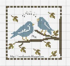 Gallery.ru / Фото #144 - В основном птицы_2/Freebies - Jozephina