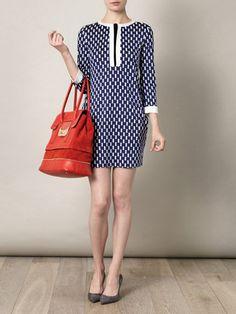 DVF Achelle Dress