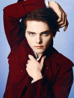 Gerard Way or Billy Corgan. haha