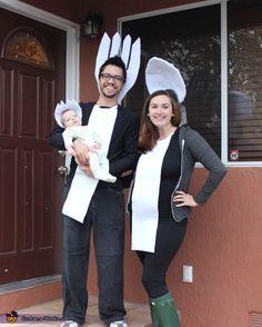 Spoon, Fork and Spork - Halloween Costume Contest via @costume_works