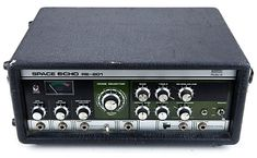 Roland Space Echo. Next piece of gear to spend all my money on... $800