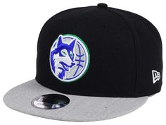 the best attitude 60df1 5525e Minnesota Timberwolves New Era NBA HWC Heather Vize 9FIFTY Snapback Cap