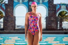Prism Collision Diamond Back One Piece