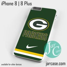 packers Phone case for iPhone 8 | 8 Plus