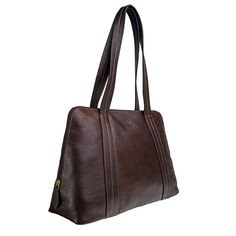 Off - Hidesign Cerys Leather Multi-Compartment Tote Cow Leather, Leather Handle, Leather Totes, Leather Handbags, Brown Bags, Classic Leather, Womens Tote Bags, Leather Backpack, Messenger Bag