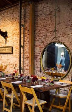 chairs, decor, centerpieces, furniture, rustic, loft, wedding, Los Angeles…
