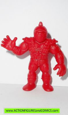 Mattel toys action figures for sale to buy M.U.S.C.L.E. Men / Kinnikuman Ultimate Wrestlers 1985/1986 Figure #164 KINNIKUMAN BIG BODY (A) RED color condition: overall excellent - no damage, no discoloration, no marker spots. figure size: 1.5 inch ----------------------------------------------------------------- click the image below to view the entire M.U.S.C.L.E. figure selection SHIPPING COSTS: Within the USA: 4.95 Worldwide shipping costs: 14.95 Save with great combined shipping deals… Misfit Toys, Figure Size, Old Toys, Muscle Men, Red Color, Bowser, Action Figures, Big, Video Games