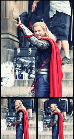 Chris Hemsworth <3 - Thor <3