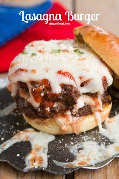 Burger Dogs, Burger And Fries, Beef Burgers, Burger Menu, Veggie Burgers, Hamburger Recipes, Beef Recipes, Cooking Recipes, Grilling Recipes
