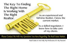 The Key To Finding The Right Home. Selling or Buying in IL? Contact Maribeth Tzavras REMAX 630.624.2014
