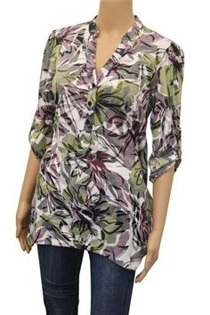 5d35f7a4b 52 Best Tunic Tops images | Tunic tops, Floral prints, Flower prints