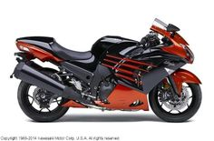NEW ARRIVAL! Kawasaki Ninja® ZX™-14R ABS World of Powersports Inc. Decatur, IL (800) 548-7218