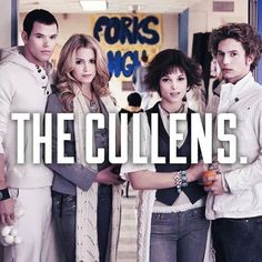 #TheCullens. ♥
