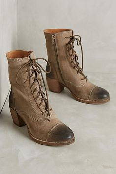 Seychelles Pack Lace-Up Boots - anthropologie.com