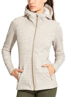 Luxe Stronger Hoodie with super cozy faux fur line…